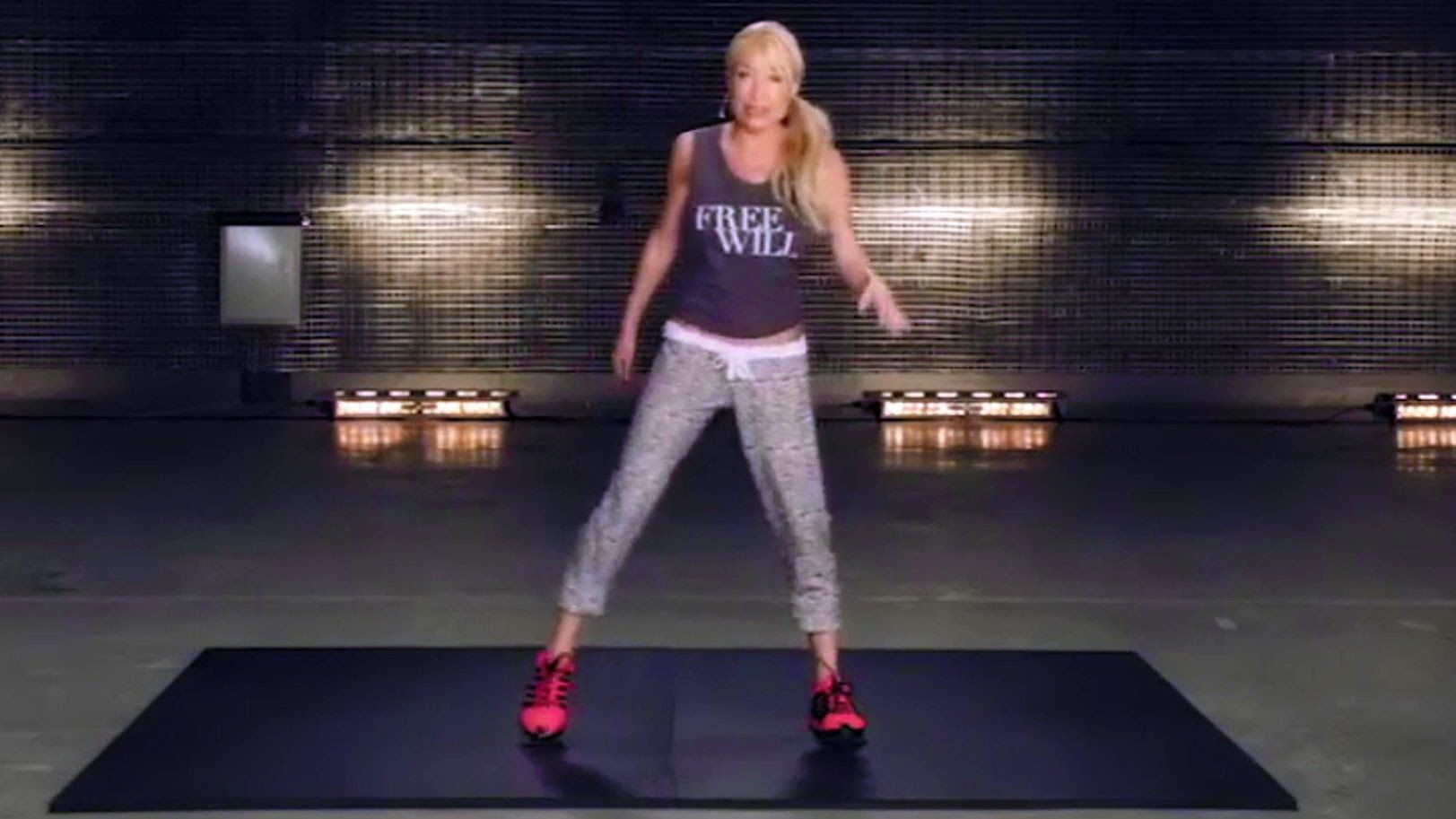 Tracy Anderson Cardio Dance For Beginners 1 Cardio Fitness
