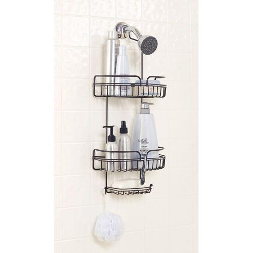 Zenith Shower Caddy Walmart Com Shower Storage Shower