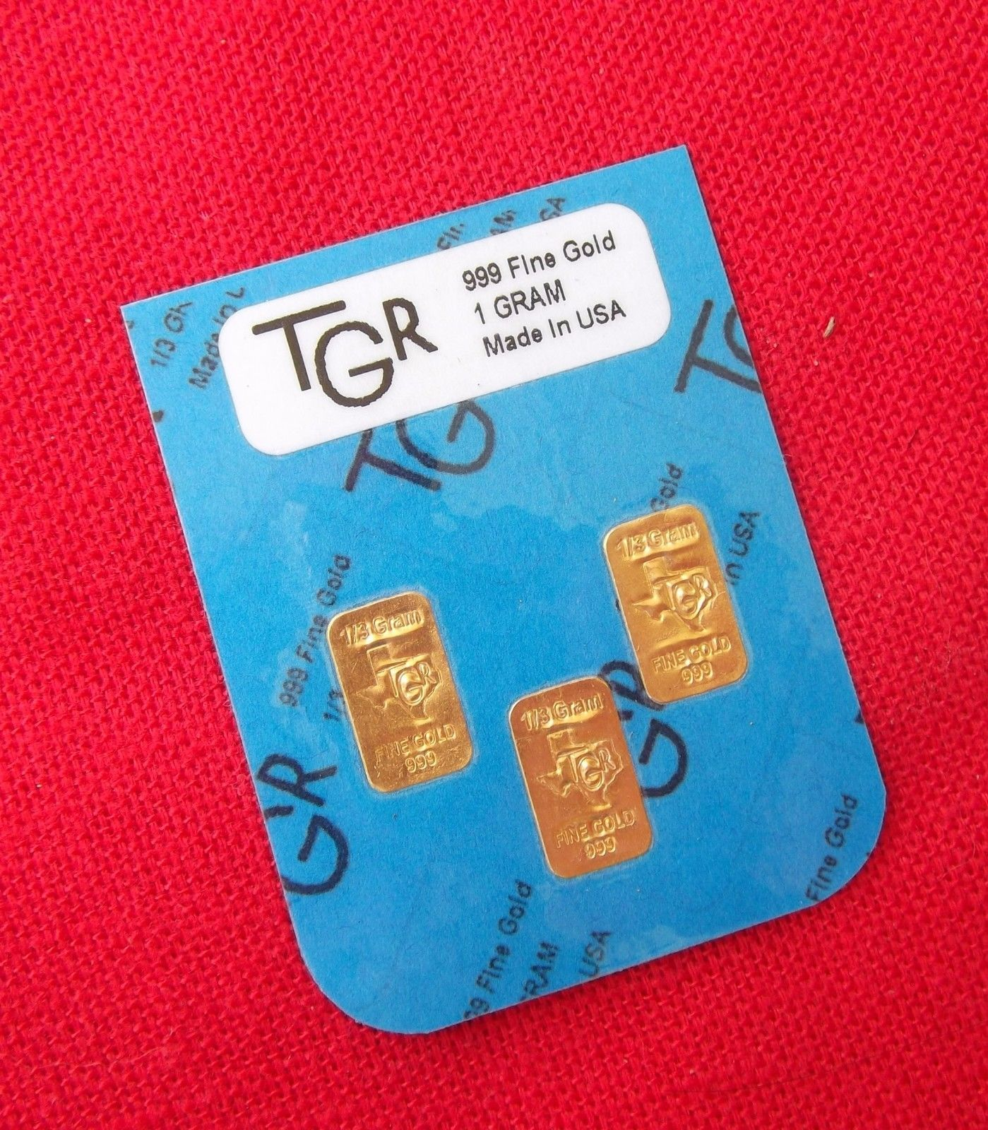 Gold 1 Gram 24k Pure Tgr Bullion Bars 999 9 The Perfect Prepper Combo Pack Pure Products Branded Mints Bullion