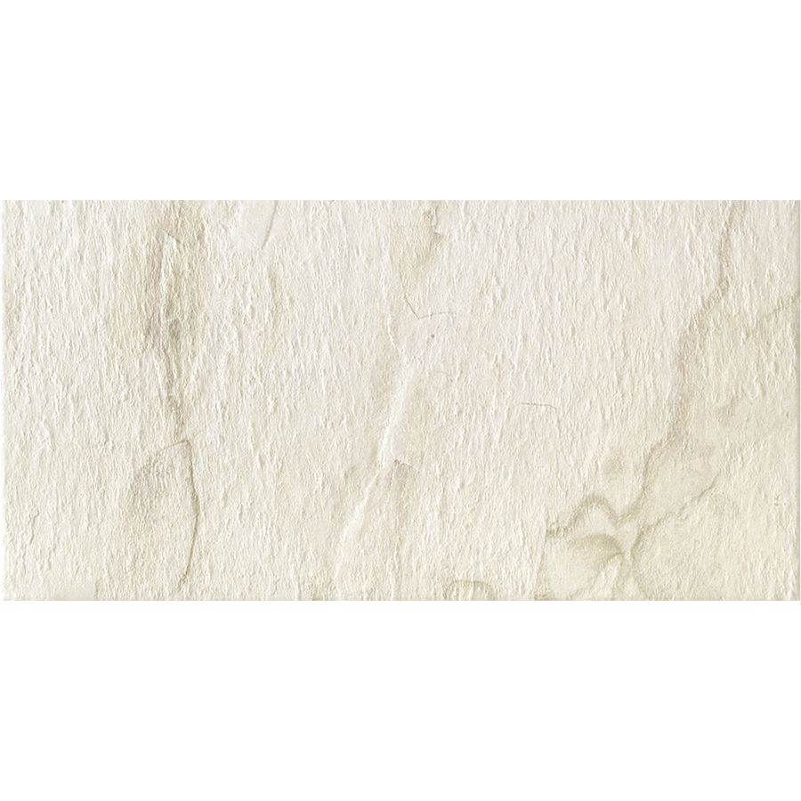 Shop del conca ivetta white glazed porcelain indooroutdoor floor shop del conca ivetta white glazed porcelain indooroutdoor floor tile common 12 in x 24 in actual 2362 in x 1181 in at lowes dailygadgetfo Image collections