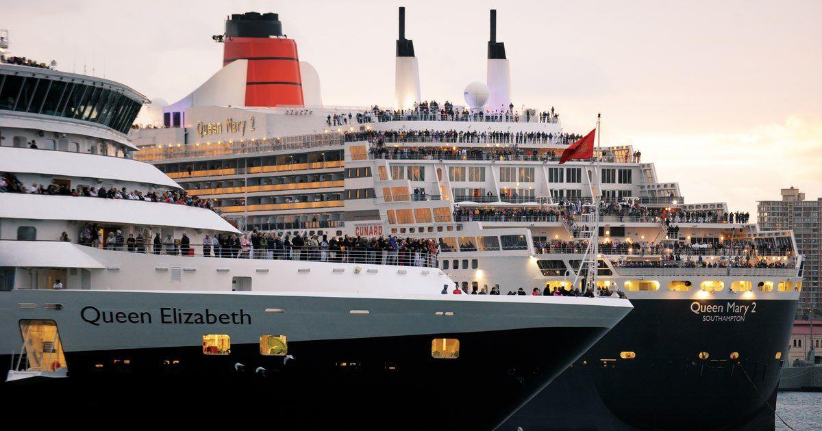 Cunard Line Die Cunard Line Fuhrt Das Erbe Der Glorreichen Luxusliner Zeiten Fort Im Typisch Britischen Stil Pflegt Man Di Kreuzfahrt Kreuzfahrtschiff Schiff