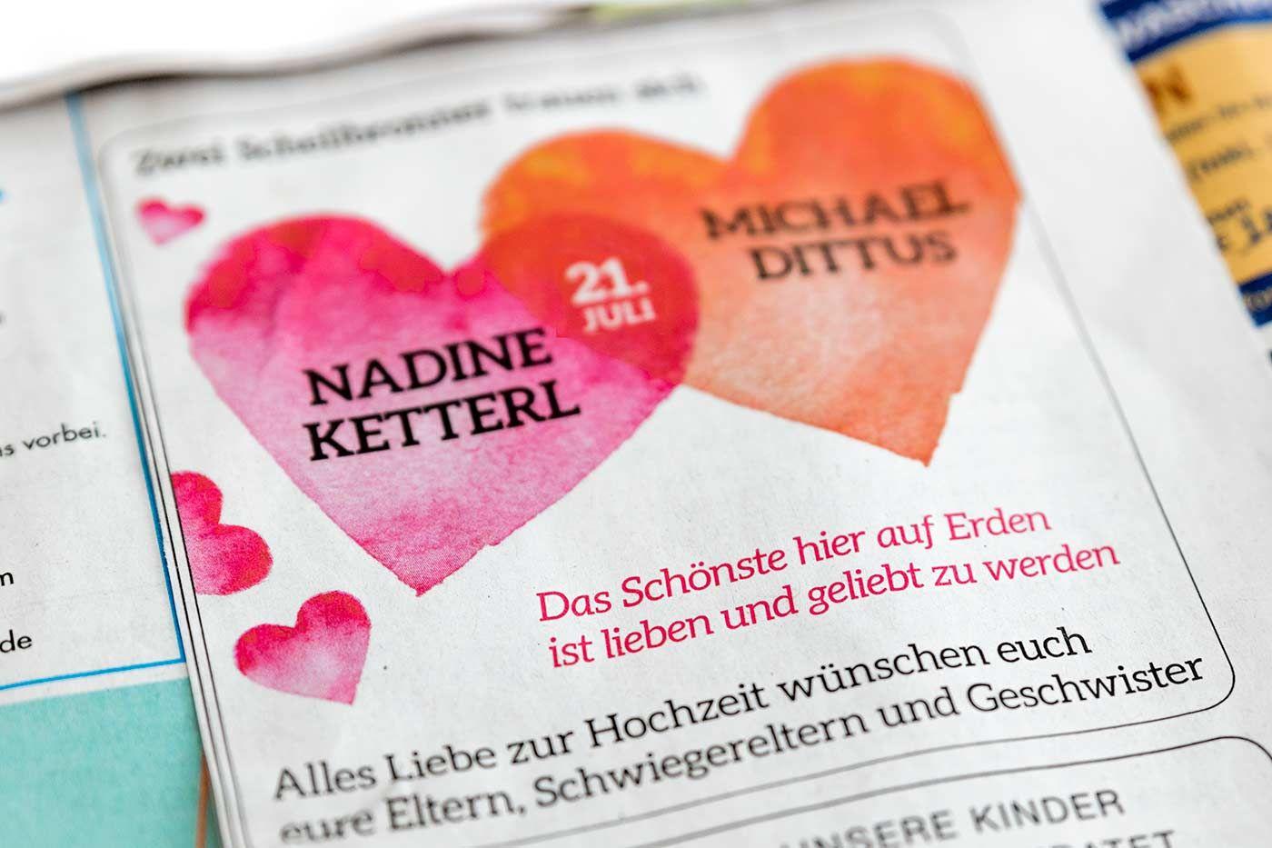 Textideen Fur Eure Hochzeitsanzeige Hochzeitsanzeige Hochzeit Alles Liebe Zur Hochzeit