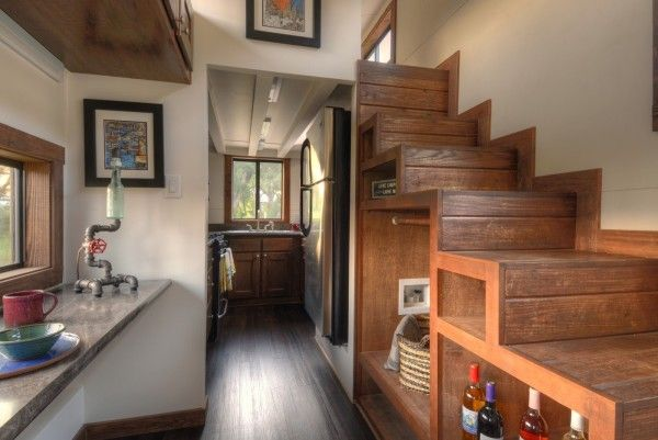 Lovely Morrison Tiny HOMe Built By EcoCabins 005 600x401