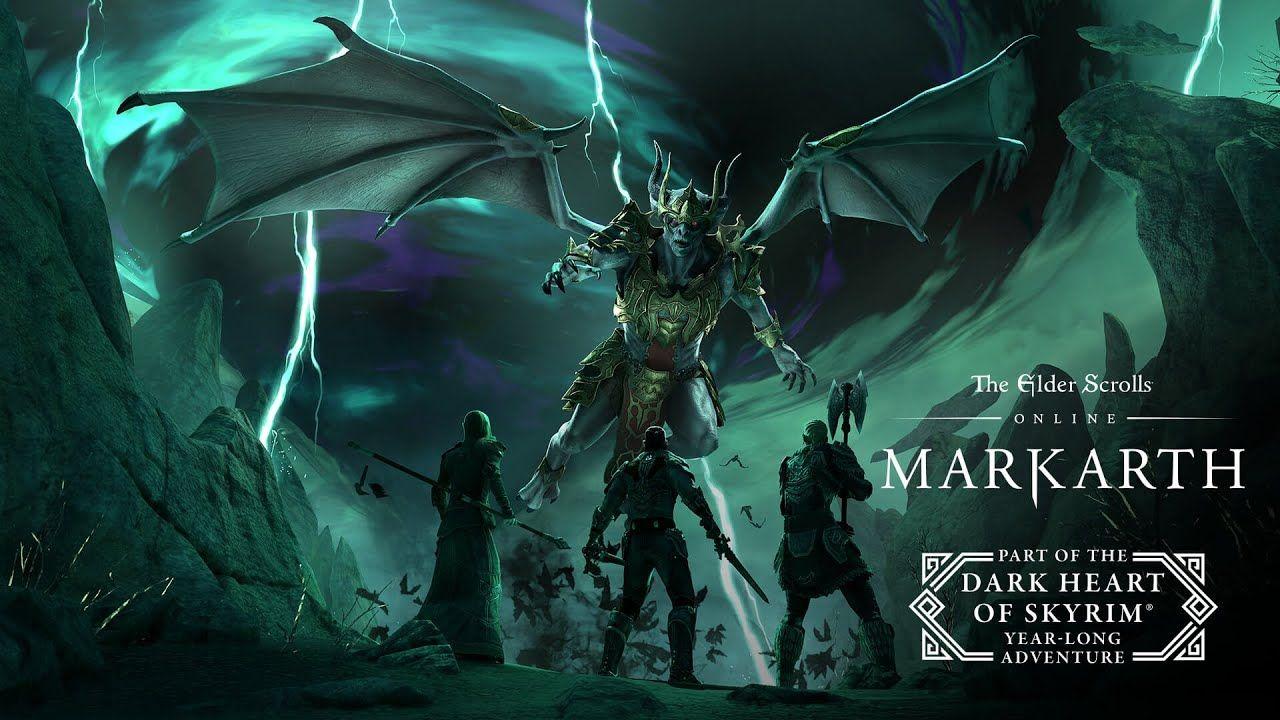 Pin By Torchwood On Gaming Board Games Vr Games And All In Between Elder Scrolls Online Elder Scrolls Ancient Demons The elder scrolls online markarth dlc