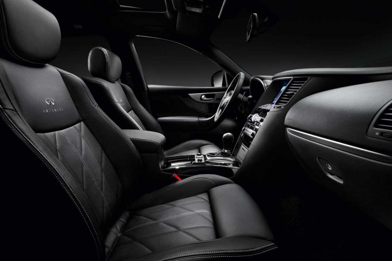 infiniti fx black white special edition overview infiniti fx black white special edition vanachro Choice Image