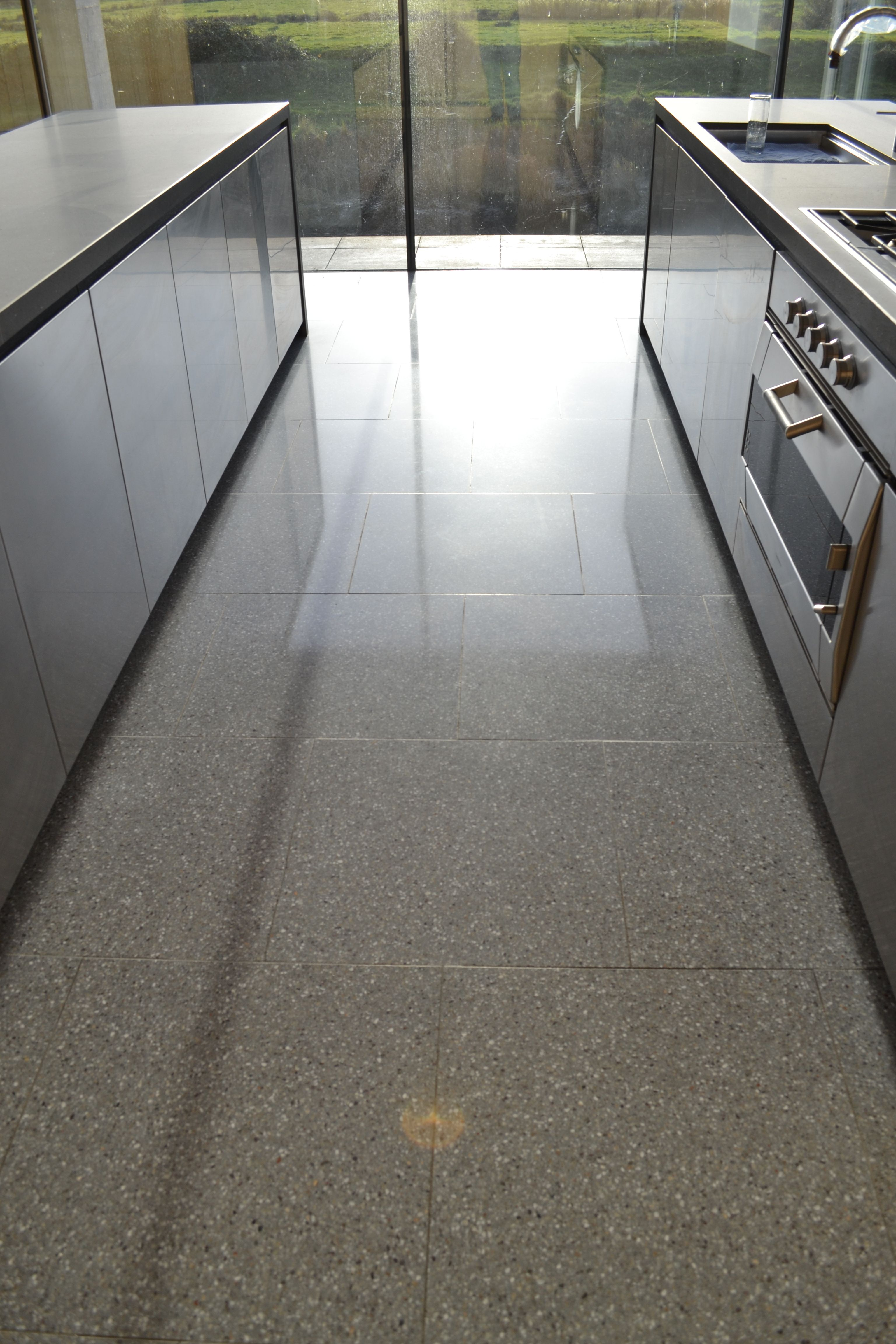 Terrazzo Floor Stair Cleaners Cleaning In 2019 Cleaning