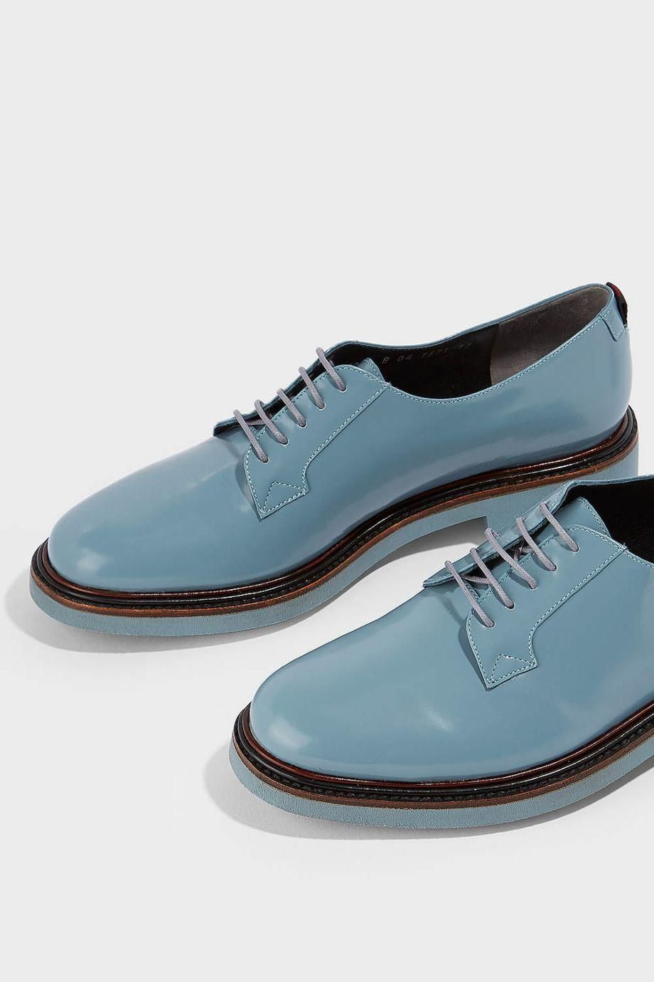 finishline sale online outlet locations cheap online Robert Clergerie Brogue Patent Leather Oxfords extremely cheap price clearance low shipping fee Vz9RqLj6c