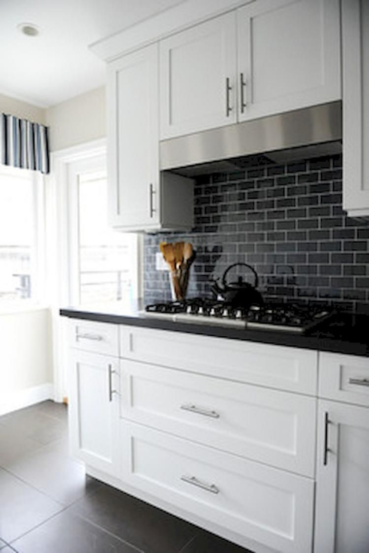 40 Miraculous Apartment Kitchen Rental Decor Inspirations Kitchen Cabinet Design White Kitchen Backsplash Home Kitchens