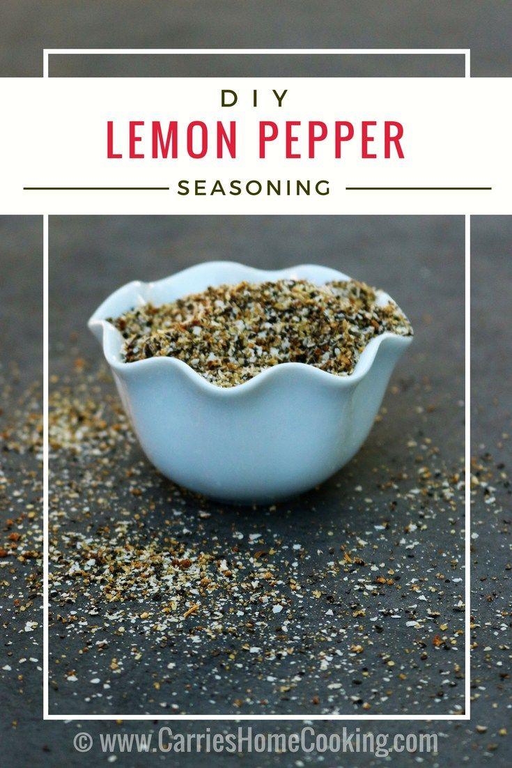 Diy lemon pepper seasoning stuffed peppers lemon pepper
