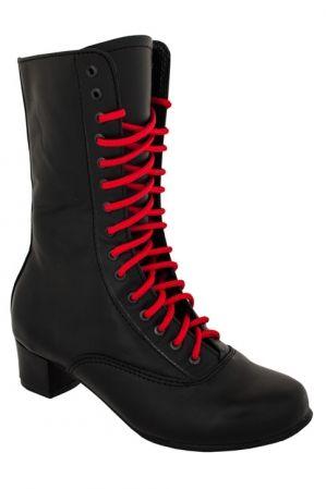 Buty Damskie Do Stroju Ludowego Stroj Lowicki Combat Boots Boots Shoes
