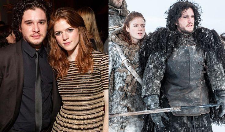 Jon snow actor dating