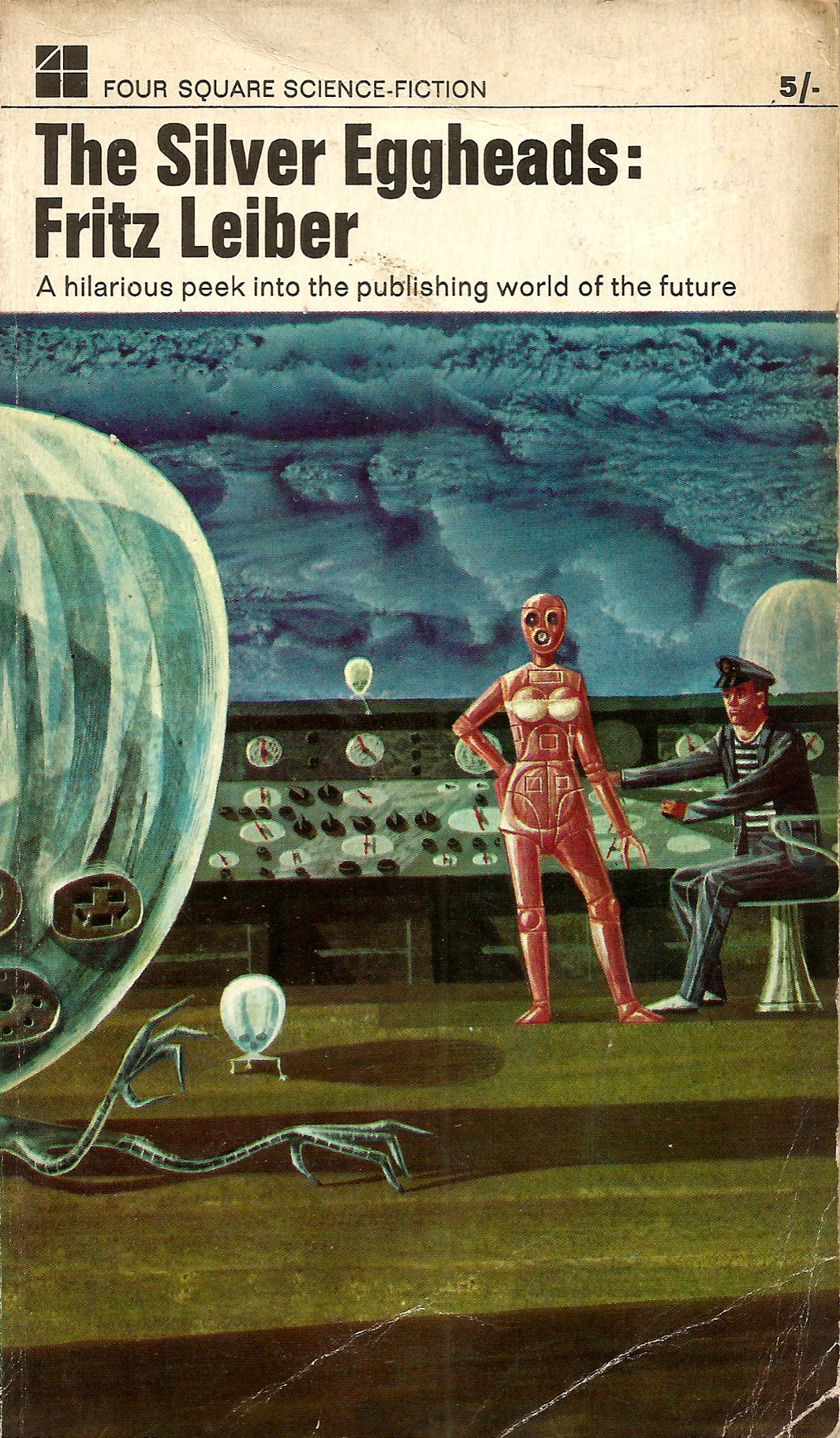 Astounding Science Fiction. August 1952 | Pulp science