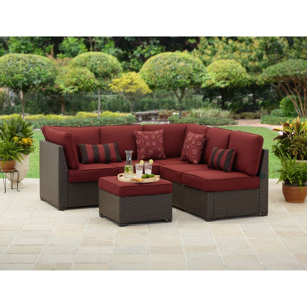 Patio Wicker Patio Furniture Sets Clearance Outdoor Wicker