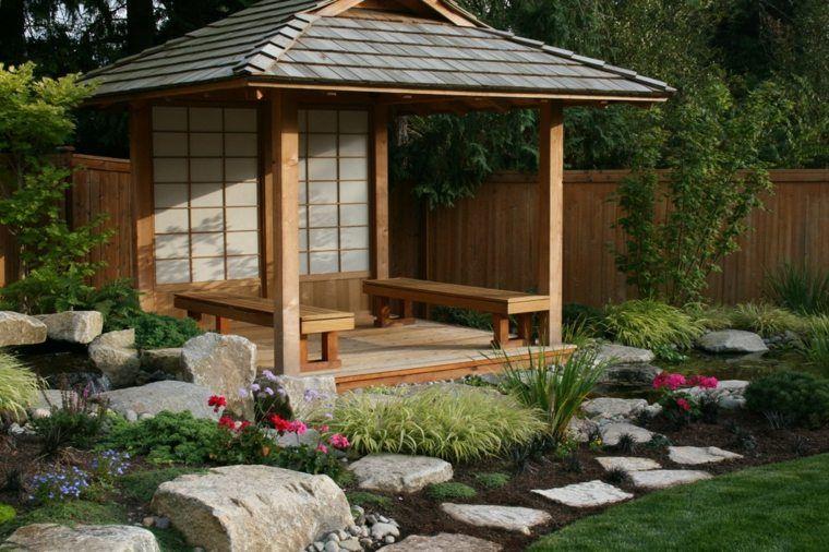 D co de petit jardin japonais petit jardin zen jardin zen - Deco japonaise jardin ...