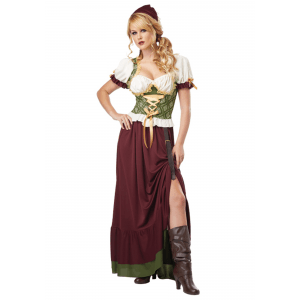Renaissance Wench Costume  #AdultCostume #Costume #Renaissance #Wench Halloween Spirit