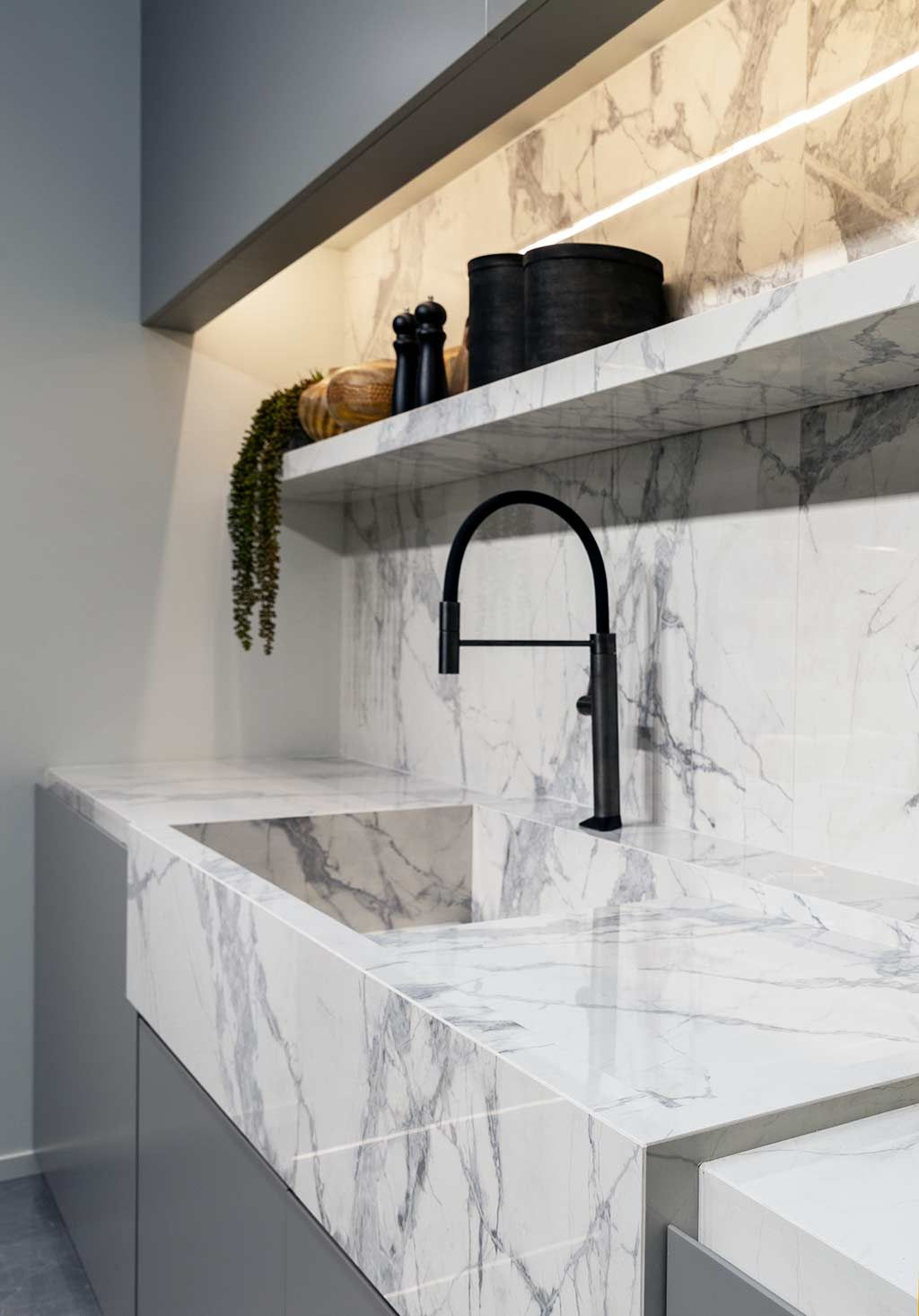 Porcelain Countertops That Look Like Marble