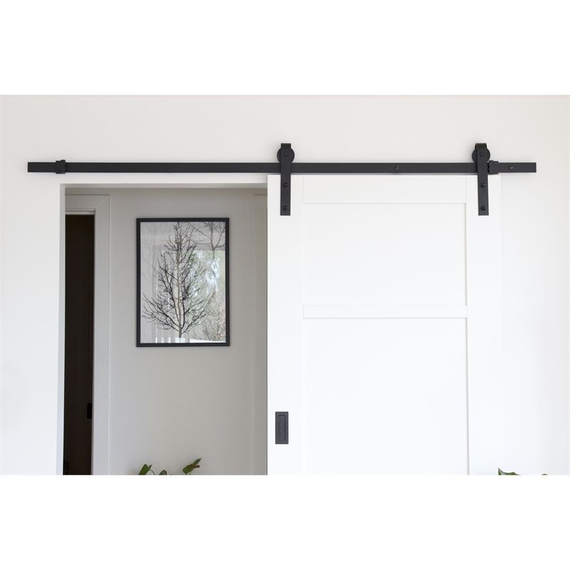 Find Lockwood 3m Outland Barn Door Track Hardware Kit At Bunnings Warehouse Visit Your Local