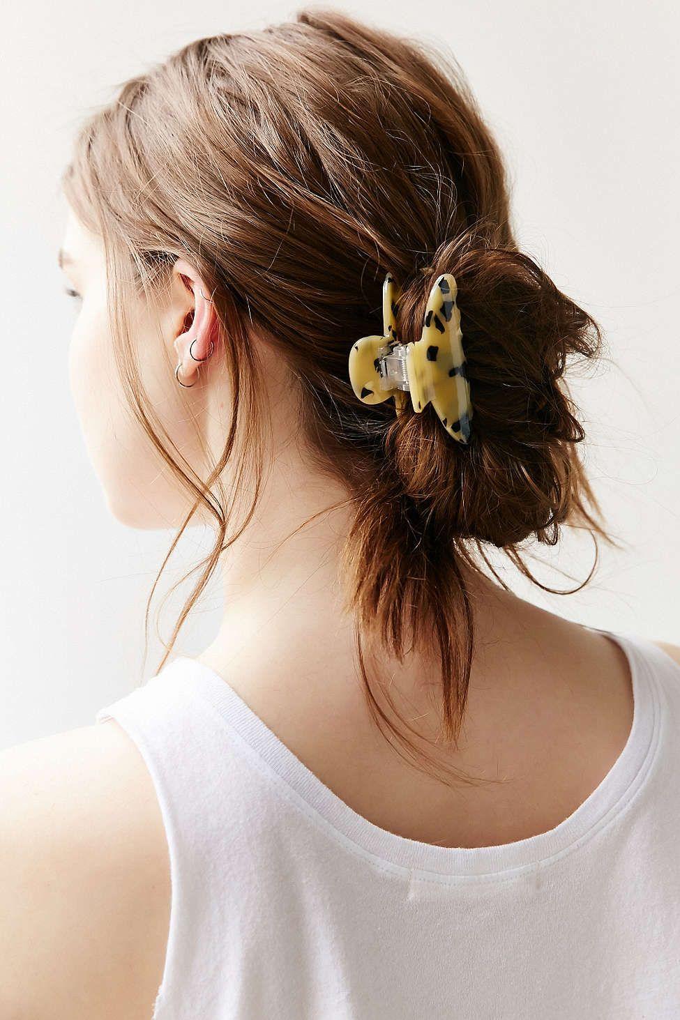 Tortoise Claw Hair Clip Clip Hairstyles Claw Hair Clips Hair Styles