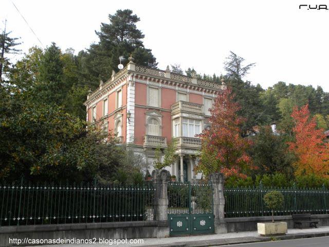 Bizkaia, Balmaseda, Casa Mendia (Mendia House