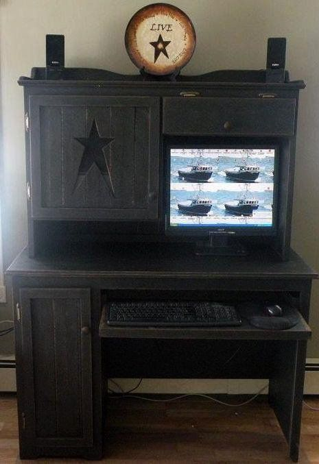 Computer Stand Like This Eventually Painting Old