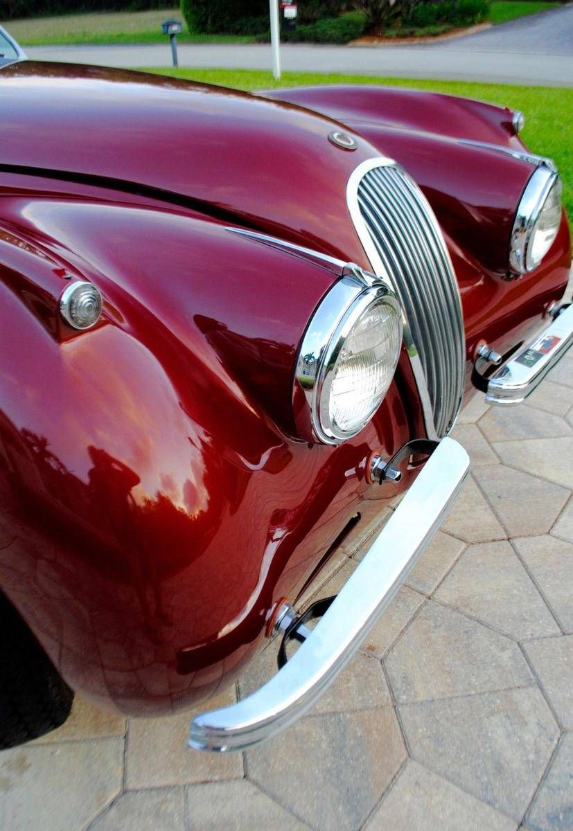 1954 Jaguar XK-120SE for Sale | My car pictures | Pinterest | Jaguar ...