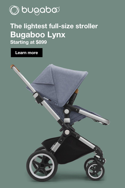 Bugaboo Lynx in 2020 Full size stroller, Bugaboo