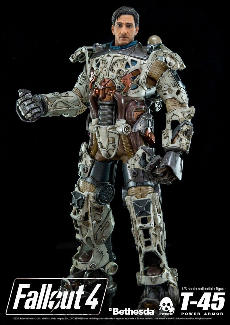 Look At This $400 Fallout 4 Figure