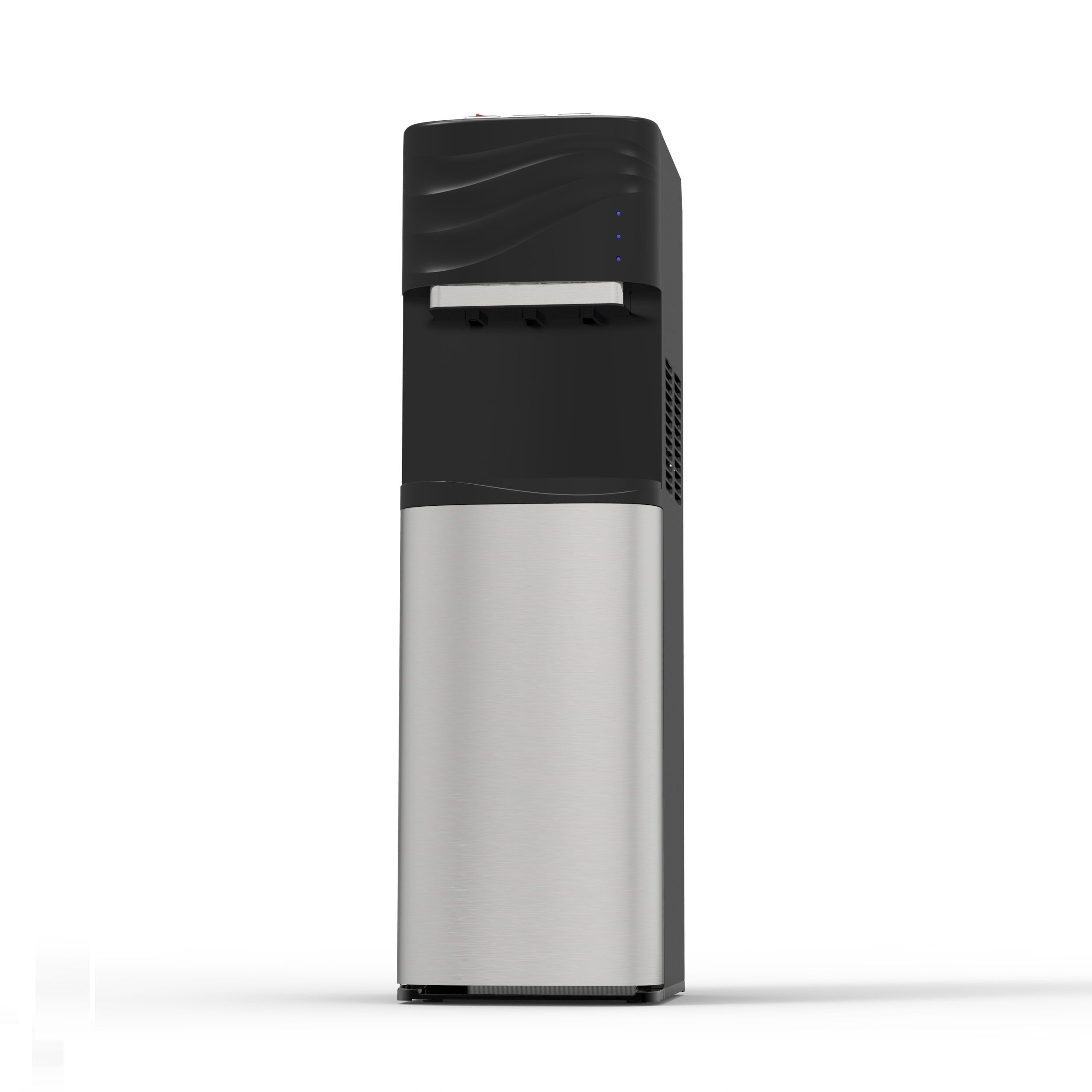 Drinkpod usa series bottle less water cooler with filters and