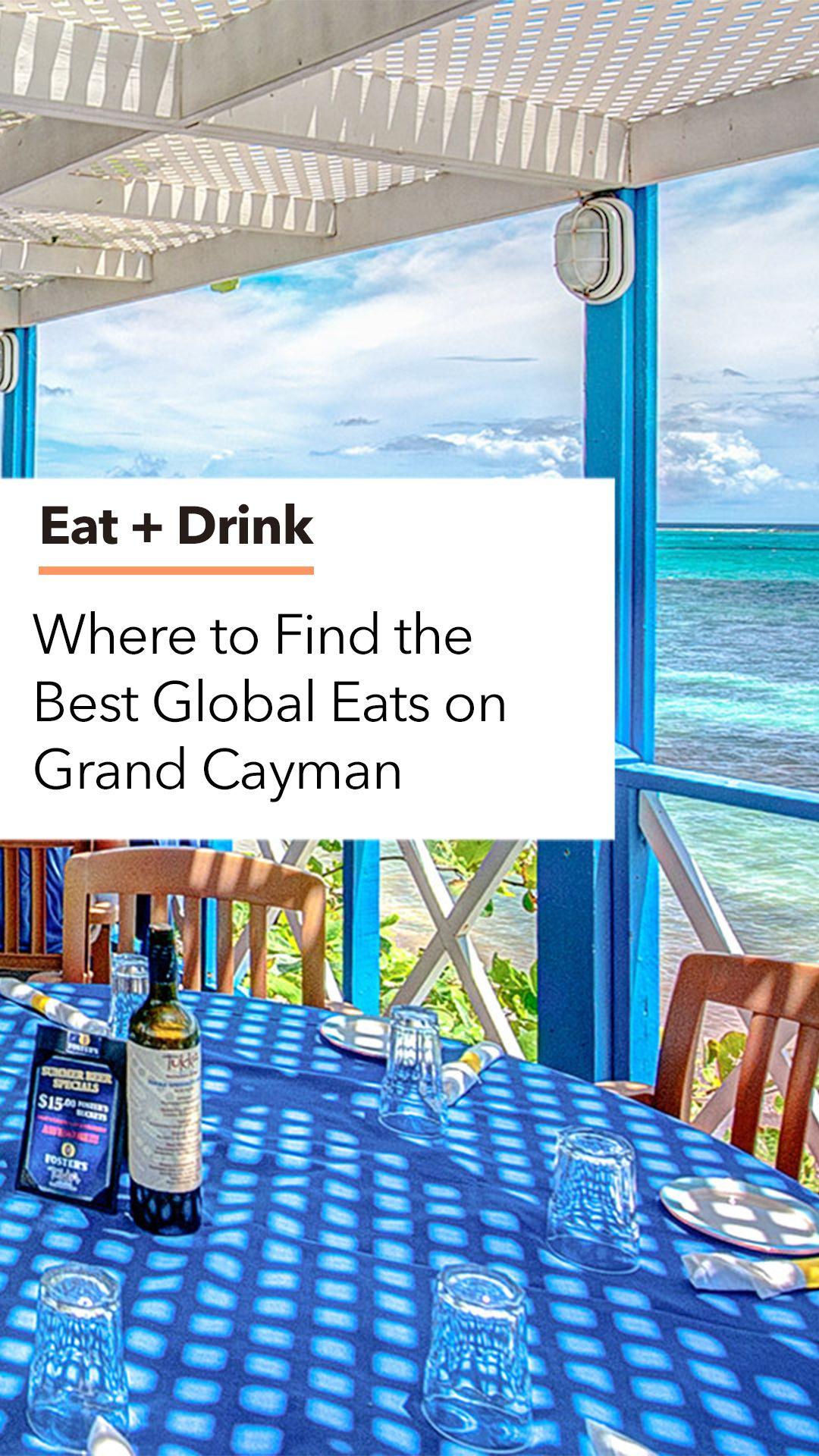 Top 5 Grand Cayman All Inclusive Resorts: 5 Best Grand Cayman Restaurants