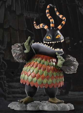 Harlequin Demon: Multi-Tentacled Monstrosity; Sculpted by Patrick ...