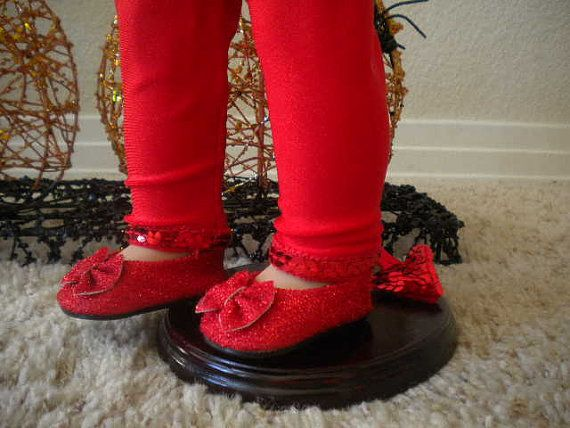 4-pc. Red Devil Halloween Costume For American Girl von MermaidBaby