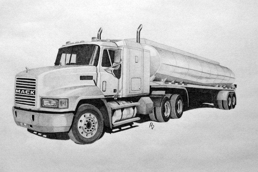Mack CH613