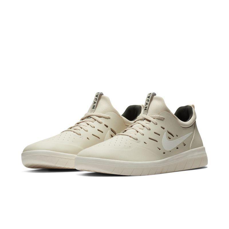 6f5b082a4178 Nike SB Nyjah Men s Skateboarding Shoe - Cream