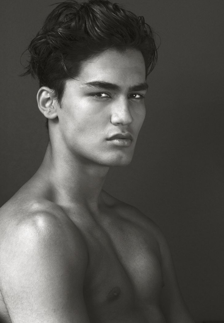 character inspiration | Brunette Male Character