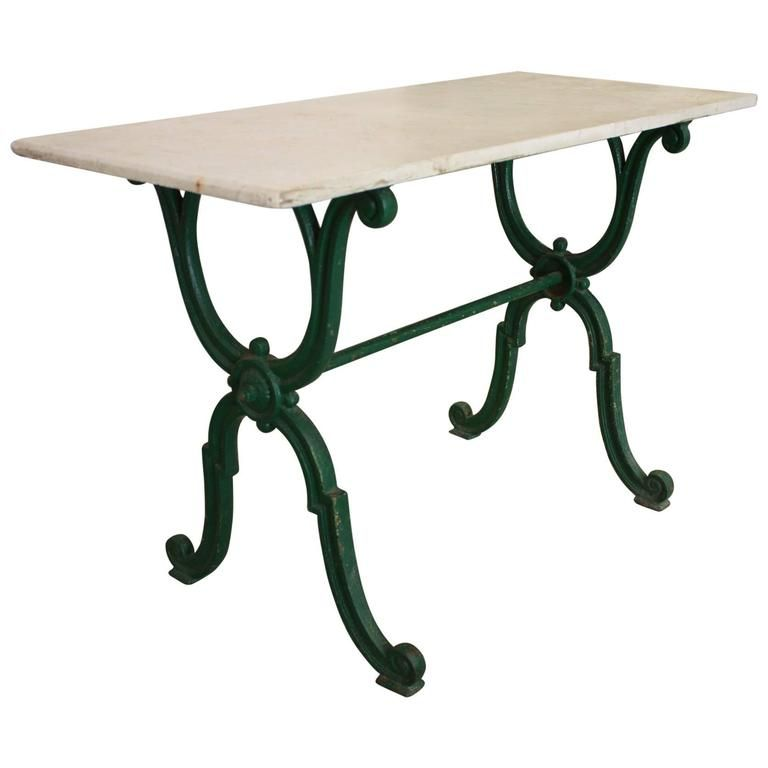 Outstanding French Bistro Table With Marble Top Interior Inspiration Best Image Libraries Weasiibadanjobscom