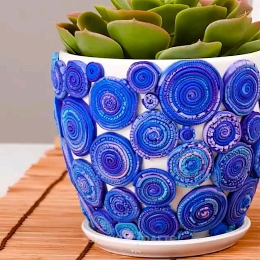 Amazing clay DIY crafts for your home