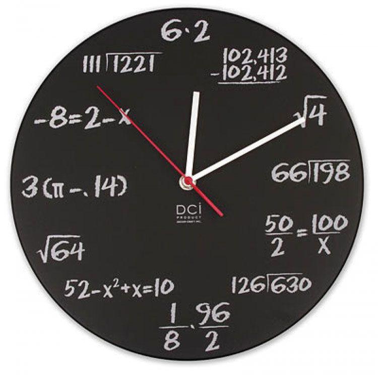 Orologio da parete moderno dal design molto particolari n.05 | Áo ...