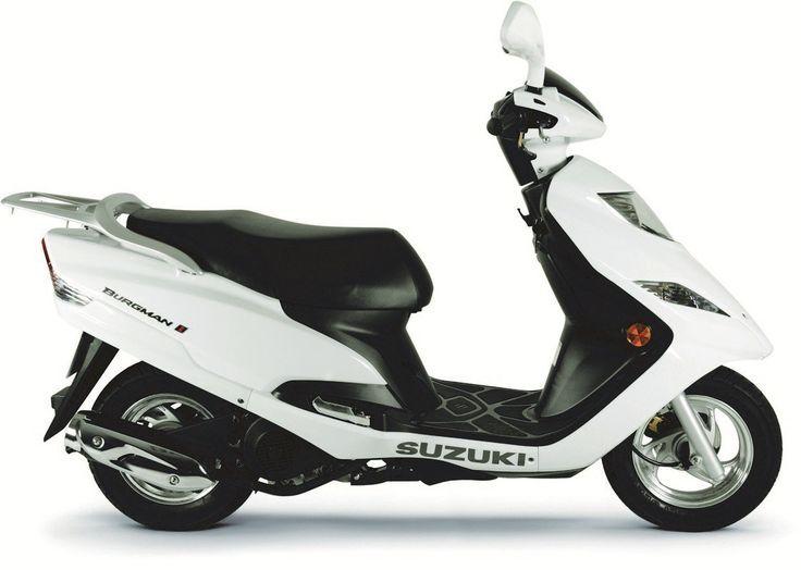 Suzuki Burgman AN 125 2010