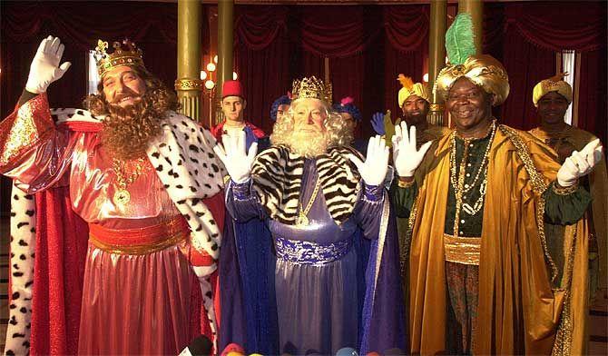 70 Imágenes bonitas de los Reyes Magos para descargar en