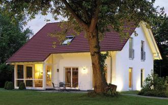 Jk Traumhaus individuell geplant durchdachtes familienhaus mit wintergarten
