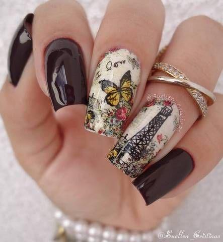 35 nail art design 2019  fashion  glamour trends 2019