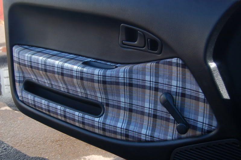 Post Your Diy Door Panel Inserts Honda Tech Honda Diy Car Car Interior Diy