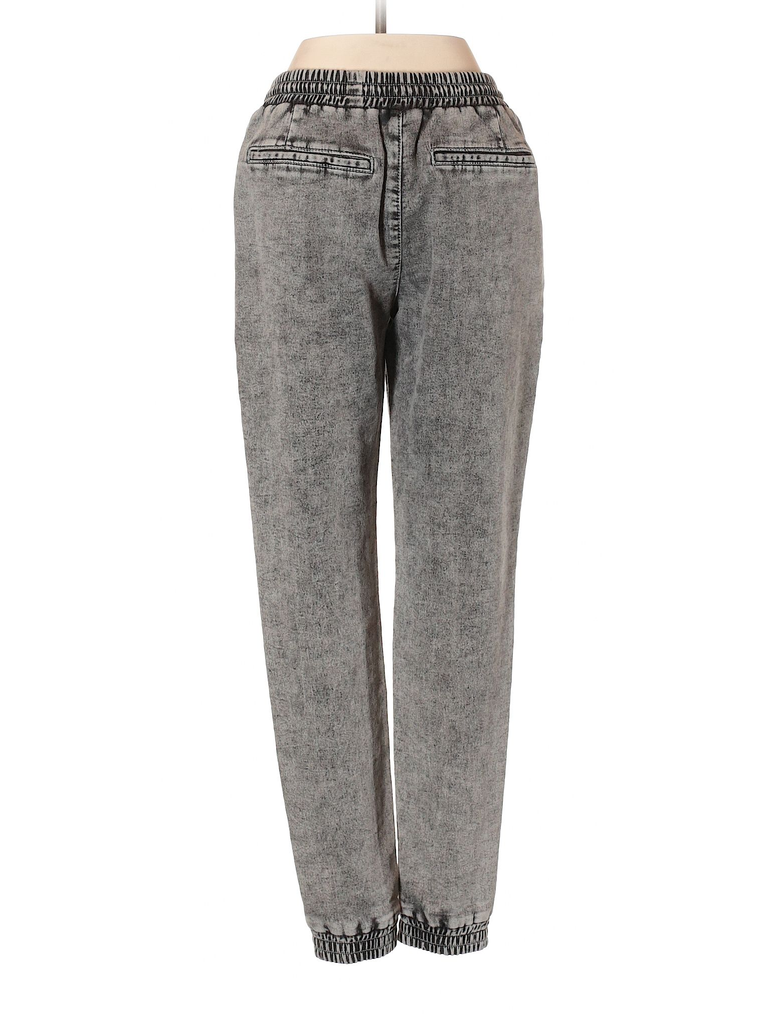 82b204f98f6f1 William Rast Jeggings: Gray Women's Bottoms - New With Tags - 31457796