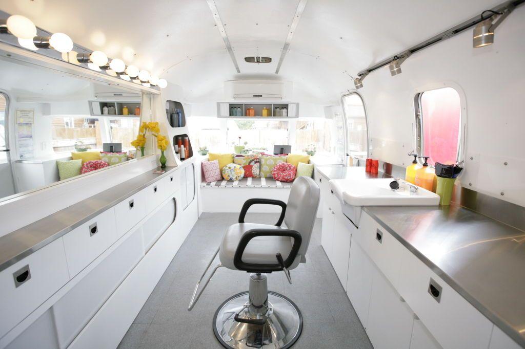 Photos Hairstream Salon Mobile beauty salon, Mobile