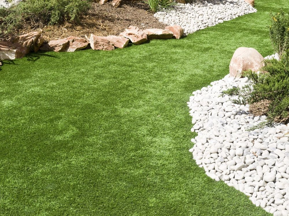 BuildDirect®: Century Home Living Century Home Living Artificial Grass Turf 6' x 7.5'
