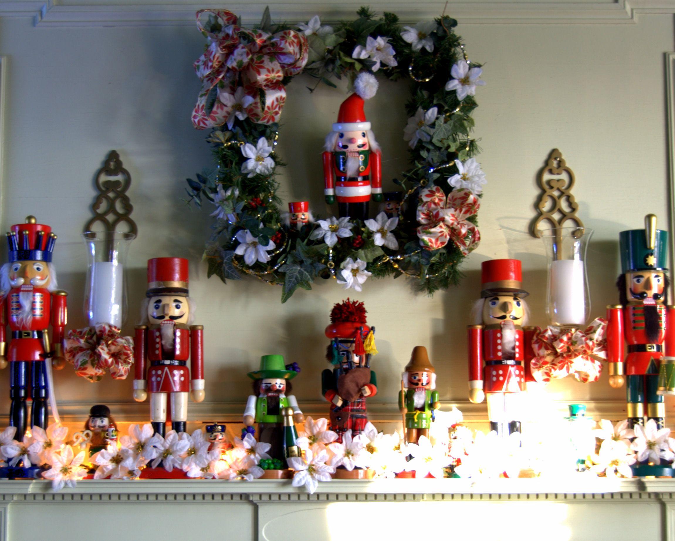 Nutcracker Sweets Tablescape Christmas Decorations