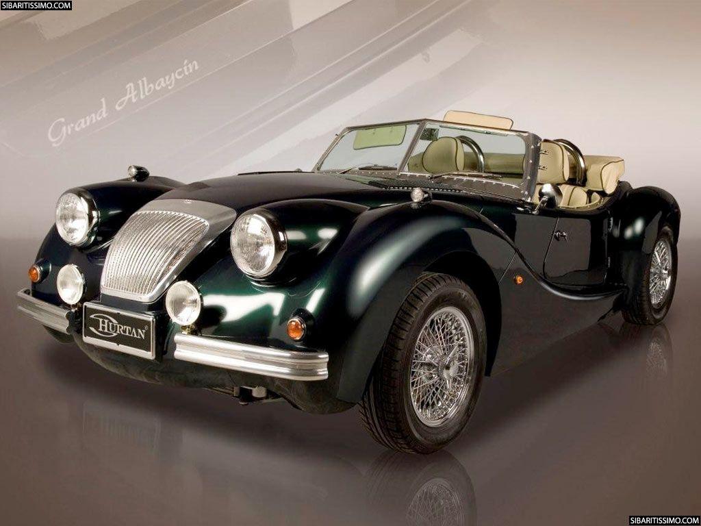 Hurtan Grand Albaycín. Clásico, artesanal, y… Granadino.     #coches #españa #cochesdelujo #cochesclasicos