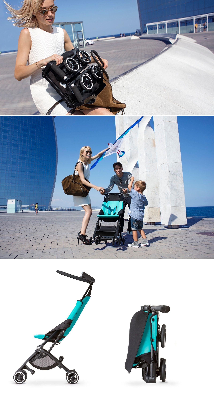 World's Most Compact Folding Stroller Folding stroller