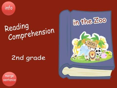 New Educational App For Kids Reading Comprehension 2nd Grade For