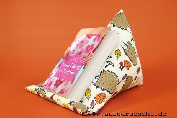 Buchstutze Lesesack Nahanleitung Geschenke Pinterest Sewing